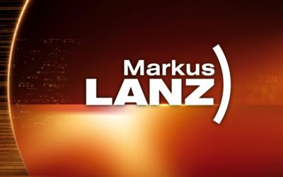 Franziska van Almsick bei Markus Lanz