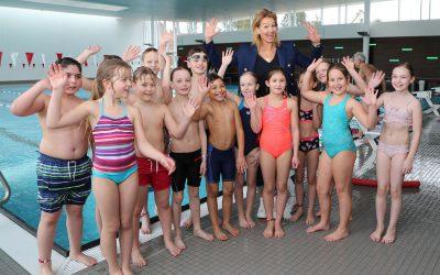 19.250 € für die Kids auf Schwimmkurs!